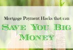 mortgage payment tips, paying off mortgage, saving on mortgage payments