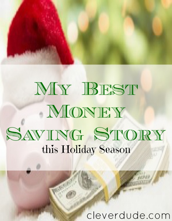 money saving story, holiday season saving story, money saving advice