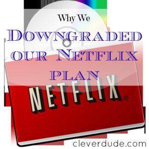 downgrading Netflix, Netflix subscription downgrade, netflix plan reduction