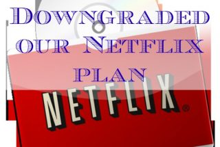 downgrading Netflix, Netflix subscription downgrade, netflix plan reduction