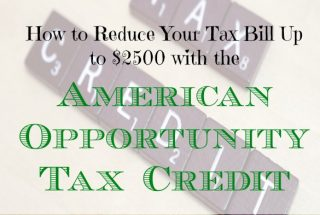 American Opportunity Tax Credit, tax credit, tax credit tips