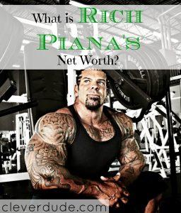 Rich Piana's net worth, celebrity net worth, net worth
