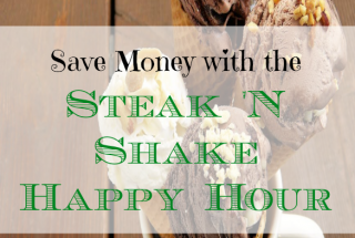 Steak 'n Shake, happy hour, happy hour places
