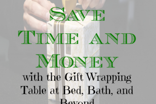 gift wrapping, save time and money, gifts, gift wrap