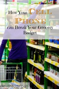 grocery shopping, breaking your grocery budget, grocery budget fail