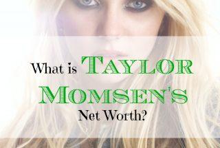 celebrity net worth, net worth, Taylor Momsen's net worth