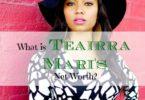 Teairra Mari's Net Worth, celebrity net worth, personal net worth