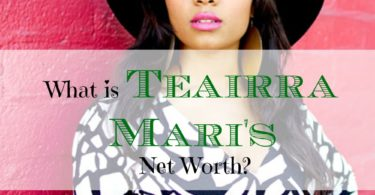 Teairra Mari's Net Worth, celebrity net worth, personal net worth