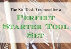 tools at home, starter tool set tips