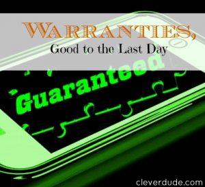 warranty policy, warranty on gadgets, warranty information