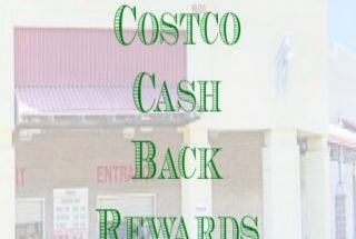costco cash back rewards program, costco rewards, costco program