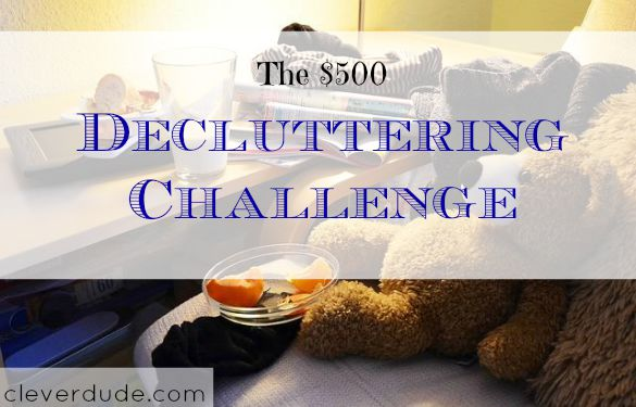 decluttering challenge, house management, cleaning the house