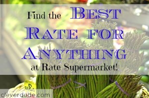 best rate, grocery shopping, rate supermarket