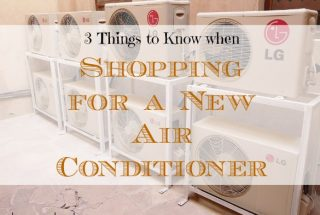 airconditioning, shopping for a new aircon, shopping for an air conditioner
