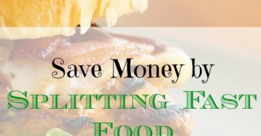 save money on fast food, fast food hacks, frugal eating