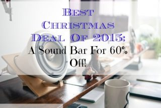 christmas deal, sound bar, christmas promo