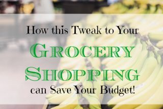grocery shopping techniques, budgeting tips, saving your budget
