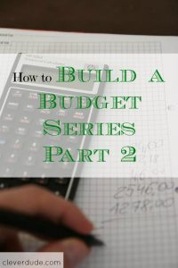 budgeting tips, budget techniques, track spending