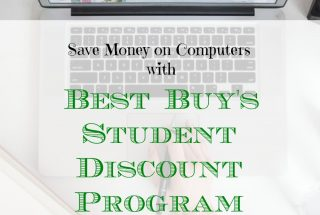 student discounts, save money on computers, Best Buy