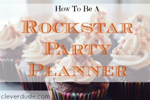 party planning, party planner, hosting