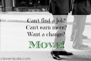 job tips, moving tips, earning more