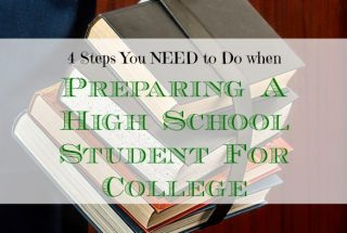 college preparation, how to prepare your teen for college, preparing for college