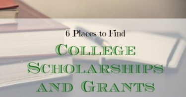 college scholarship places, college grant places, finding college grants
