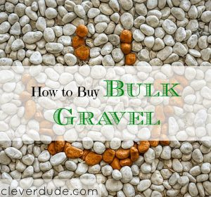 buying bulk gravel, purchasing bulk gravel, buying bulk gravel tips