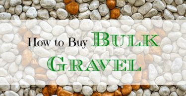 buying bulk gravel, purchasing bulk gravel, buying bulk gravel tips