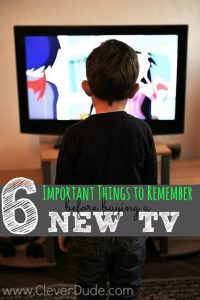 Looking to buy a new TV? Here are six things you need to know before you step your foot in a store.