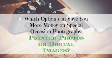 save money on photography, saving money on digital images, saving money on senior photos