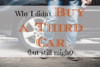 car freak, purchasing another car, car shopping