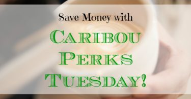 caribou perks, coffee perks, save money with coffee