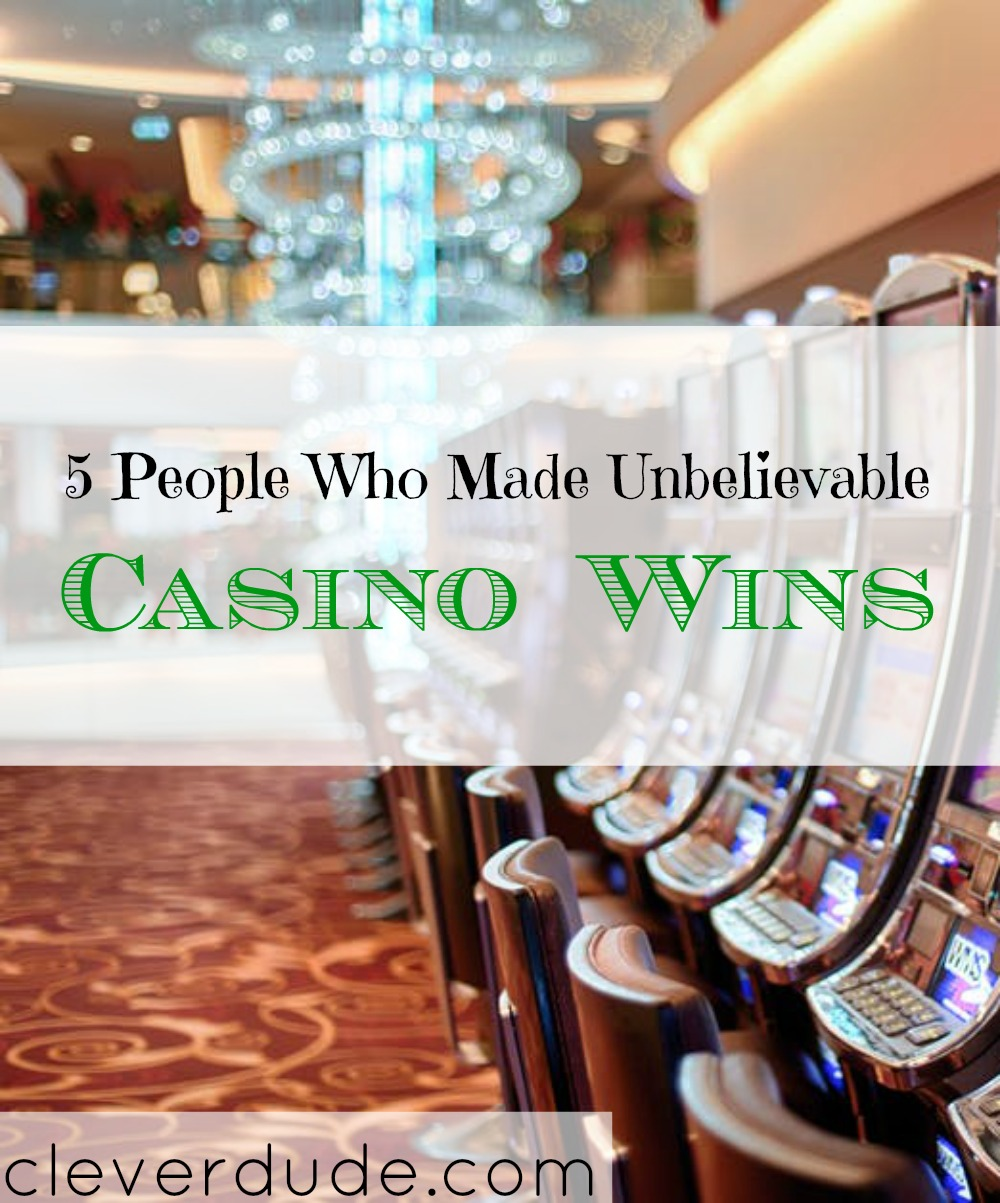 online casino, casino jackpots, people who won online casino games