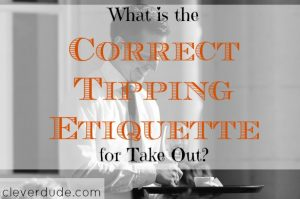 tipping, tipping etiquette, waiter tips