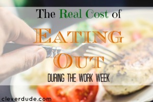 eating out, fast food, food budget