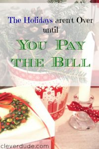 holiday spending, paying off the holidays, holiday expenses