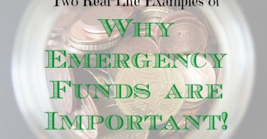 emergency funds, emergency funds tips, examples of emergency funds