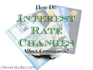 credit card, interest rates, interest rate changes