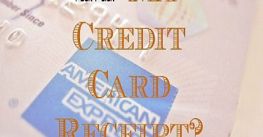 credit card tips, credit card receipt, credit card