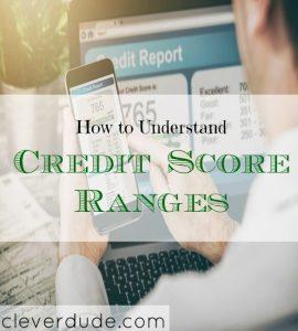 credit score tips, credit score ranges, credit score talk