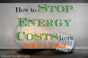 energy costs, electricity bill, lowering electricity bill