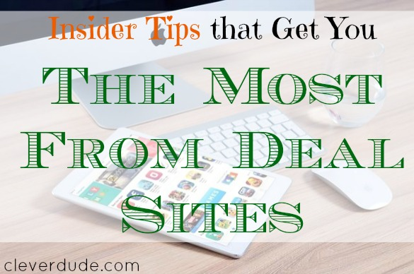deal sites, discount sites, discounts