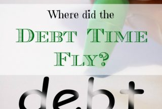 getting rid of debt, on the road to debt freedom, being debt free
