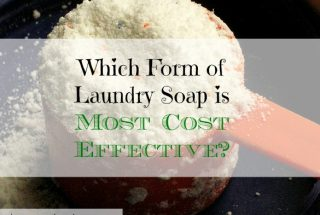 cheap laundry soap, frugal laundry, saving money on laundry