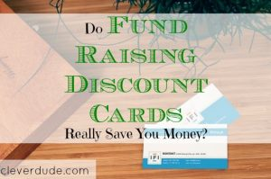 discount cards, saving money on discount cards, frugal living