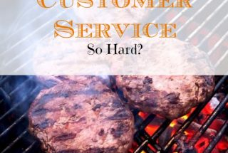 grill problems, customer service, customer service problems