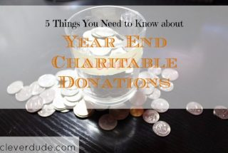 donations, charity, year-end charity tips