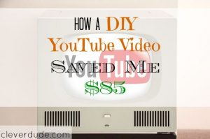 DIY ideas, DIY tips, save money on repairs
