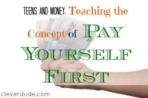teenager.teaching kids about money, money responsibility